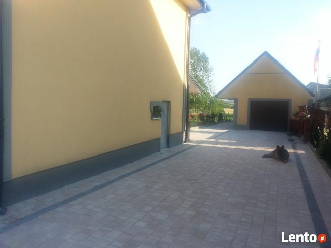 Dom 160m2 wraz z działką 44 ary kompletnie wyposażony