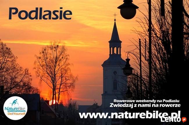 Zapraszam na wycieczki rowerowe po Podlasiu naturebike.pl