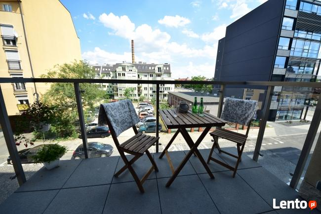 Apartament Homely Place Karmelovy - Poznań Centrum