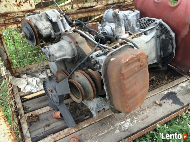 Silnik 2.0 D mercedes w123