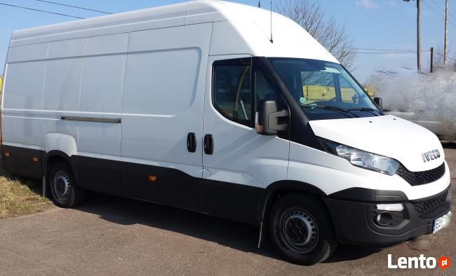 TRANSPORT - Iveco Daily