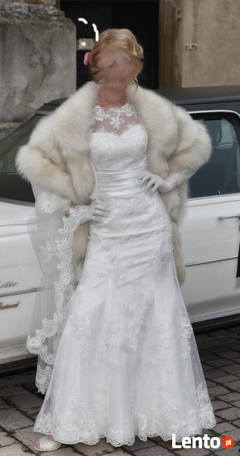 suknia śłubna ALECTA