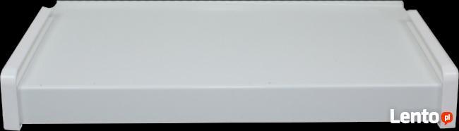 Parapet zewnętrzny aluminiowy