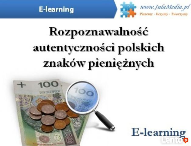 Kurs Rozpoznawanie autentyczności polskich znaków