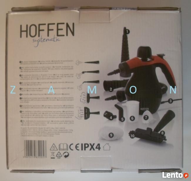 Oczyszczacz parowy HOFFEN z dostawą