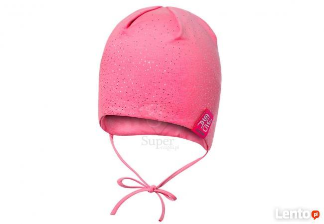 BROEL Katrina czapka dla dziewczynki wiązana 49 48-50