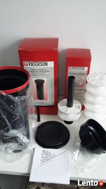 Paterson Koreks na 5 filmów 35mm (bez szpul)