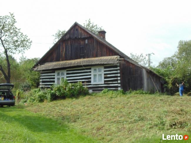 Sprzedam Dom Drewniany Do Emontu Lub Przeniesienia Barycz Barycz