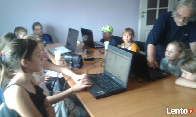 Programowanie dla dzieci, młodzieży i dorosłych.