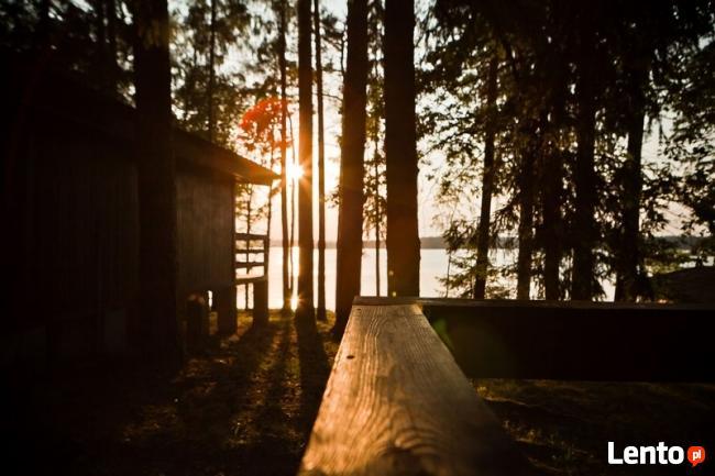 Ośrodek wypoczynkowy nad jeziorem WJM Bełdany!!