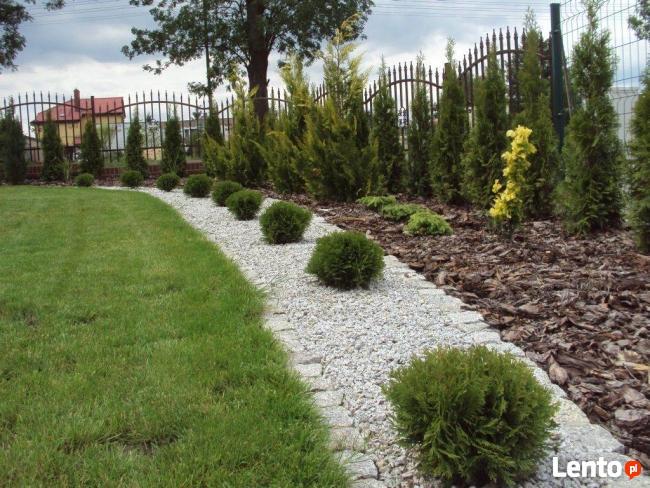 GRYS GRANITOWY 8-16 Ogród kamień ozdobny