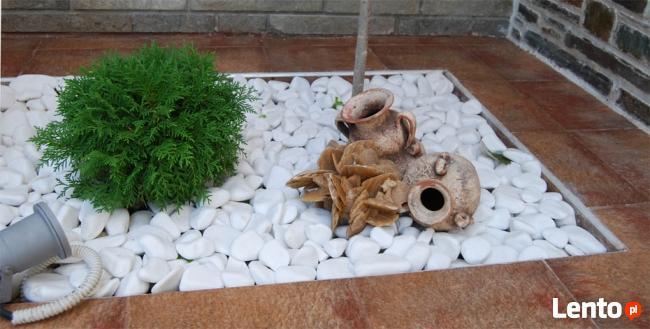 Otoczak Grecki Thassos Kamień Do Ogrodu WOREK 25 kg