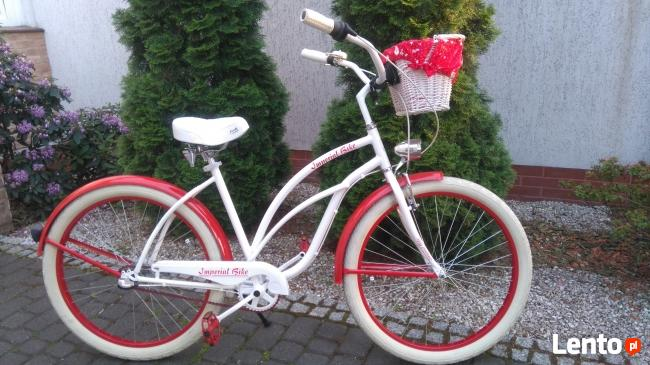 Rower miejski cruiser Imperial Bike 26cl