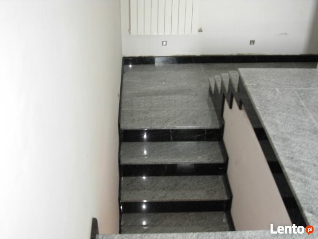 Kamieniarstwo blaty kuchenne,łazienkowe,schody,parapety.
