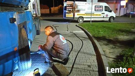 Mobilna wulkanizacja 24h Warszawa i okolice A2,S2,S8,S7