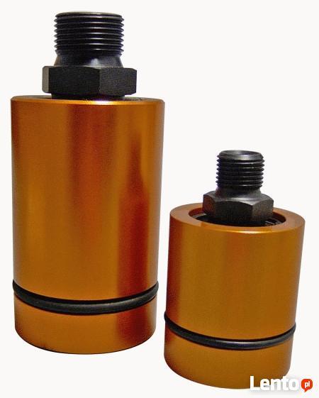 złącza obrotowe do pneumatyki hydrauliki - wielokanałowe