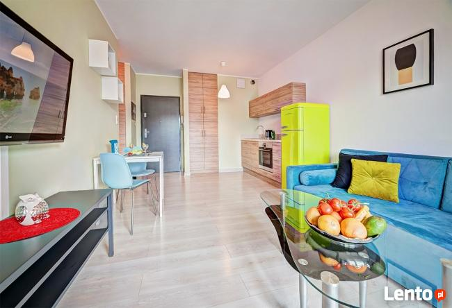 Apartament Homely Place Rainbow Centrum
