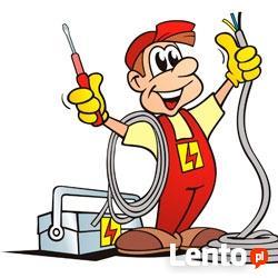Prace elektryczne ,przeróbki ,zmiany,podłączenia ,pomiary.El