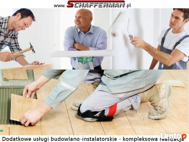 Szafy wnękowe na w zabudowie na wymiar - SCHAFFERMAN PROMO!!