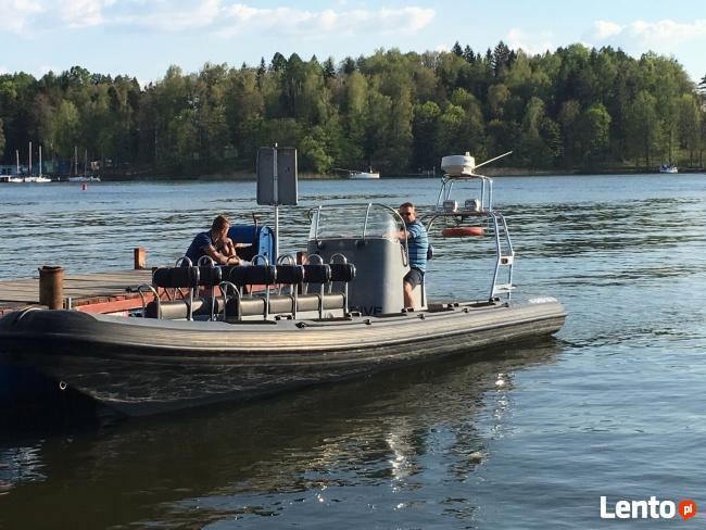 Czarter wynajem łodzi motorowych i zaglowych na Mazurach