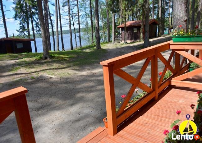 Ośrodek wypoczynkowy nad jeziorem Bełdany Piaski 9