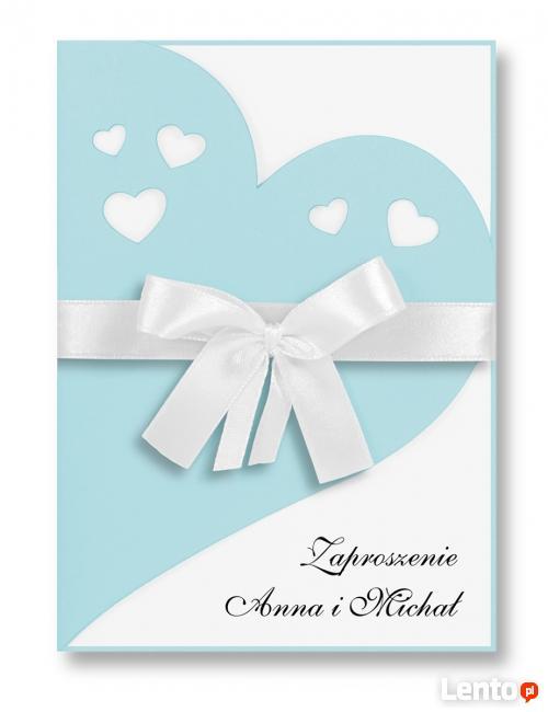 Zaproszenia Ślubne Na Ślub Wesele 18 Urodziny Chrzest Roczek