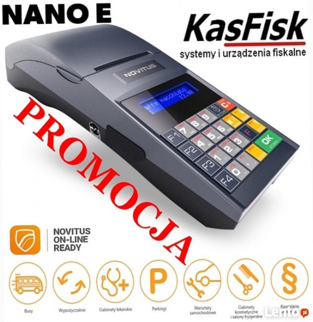 Kasa fiskalna Nano E