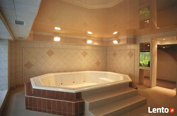 Sufit do twojej łazienki, sufity napinane, szybki montaż!