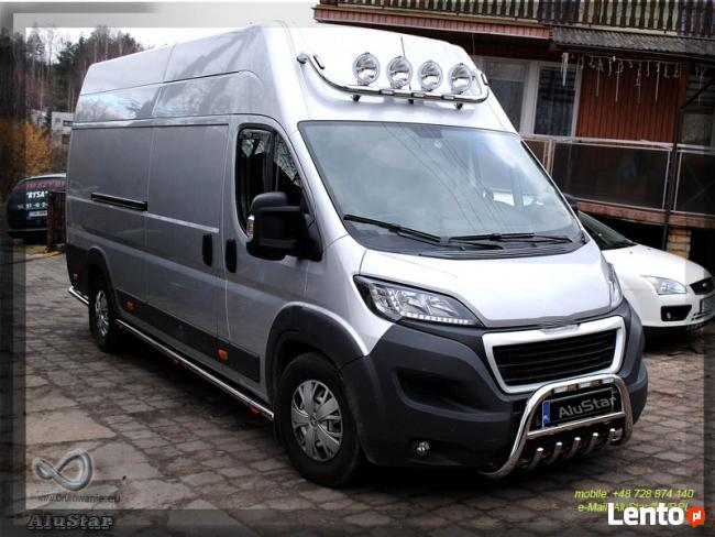 fiat ducato tuning orurowanie podesty halogeny starachowice. Black Bedroom Furniture Sets. Home Design Ideas