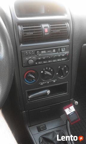 ASTRA-G-CC 2002r KLIMA + LPG