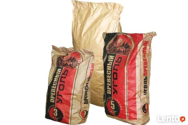 Ukraina. Wegiel drzewny pakowany worki. Cena 930 zl/tona.
