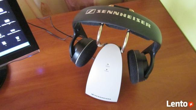 Słuchawki bezprzewodowe Sennheiser RS 120 II