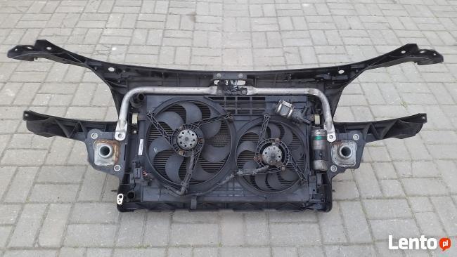 Audi tt 8N 1,8t 225KM pas przedni wzmocnienie chłodnice