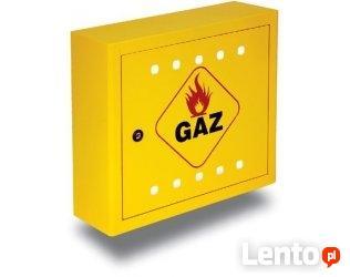 Próby szczelności instalacji gazowych w budynkach Warszawa i