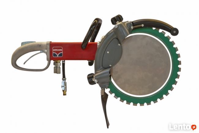 Narzędzia hydrauliczne duńskiej firmy HYCON