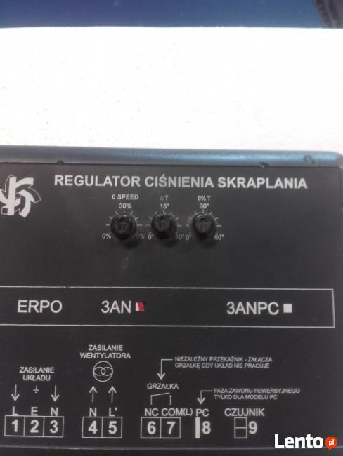 REGULATOR ciśnienia skraplania ERPO-3AN