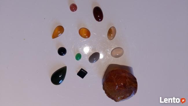 Kamienie ozdobne do pierścionków i innej biżuterii