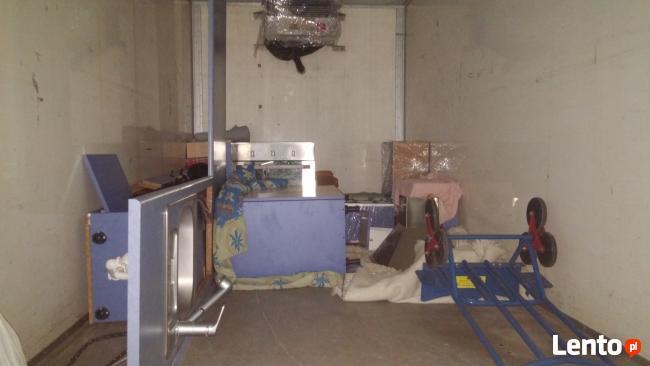 Sprzątanie piwnic garaż i mieszkań