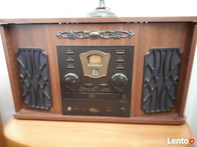 Sprzedam Radio Elta retro z gramofonem, magnetofonem, odtwar