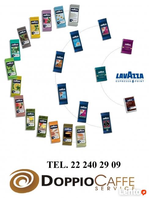 Kapsułki LAVAZZA ESPRESSO POINT 22 240 29 09