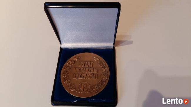 Medal poczty polskiej okolicznościowy