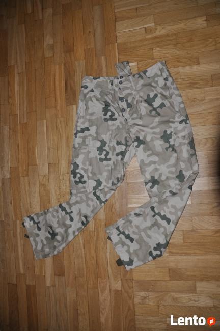 Wojskowe spodnie pustynne Sklep Ciechanów