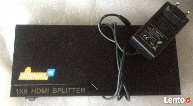 HDMI spliter w okazyjnej cenie