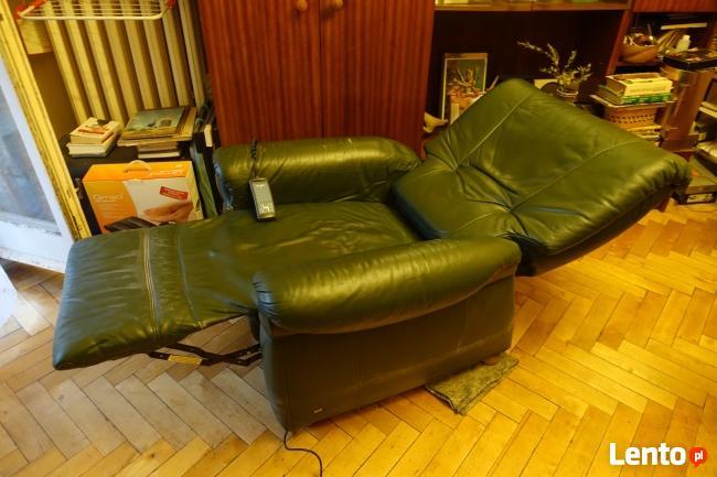 Archiwalne Fotel Rozkładany Elektryczny Warszawa