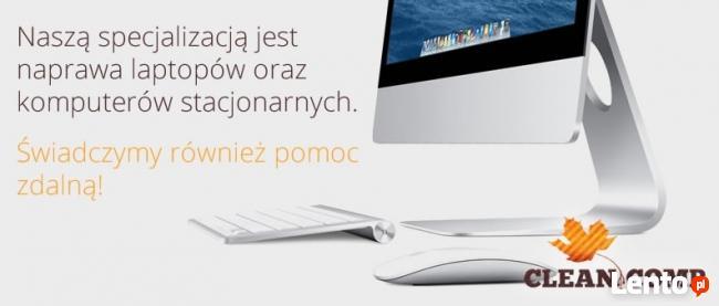 Profesjonalny Serwis Komputerowy Clean Comp