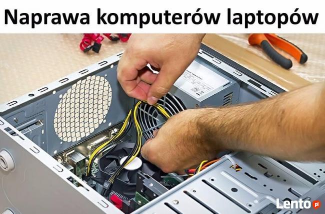 Naprawa komputerów laptopów Lubliniec, Tworóg, Koszęcin