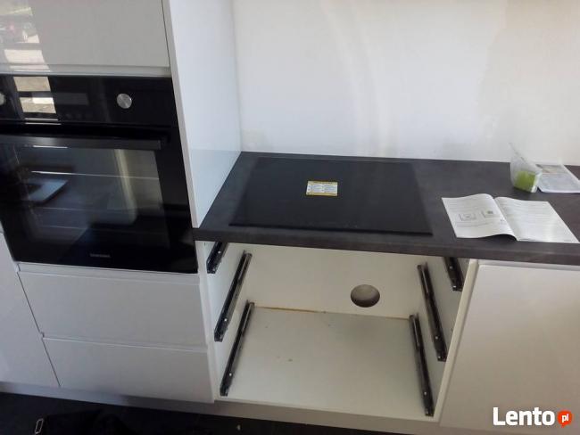 Elektryk - podłączenie kuchni / płyt indukcyjnych i AGD