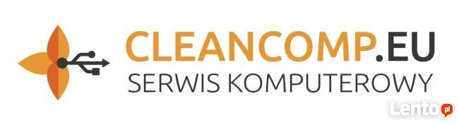 Serwis komputerowy Clean Comp Kraków Wieliczka i okolice