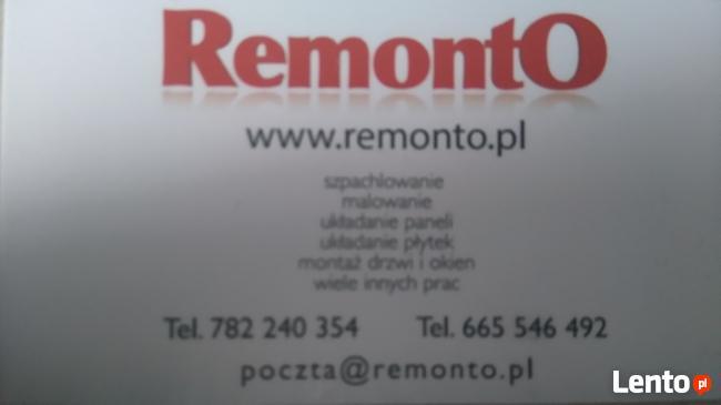 Remont Tanio Szybko i Solidnie
