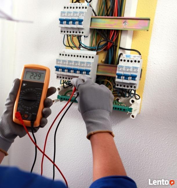 ELEKTRYK - Fachowe Usługi Elektryczne